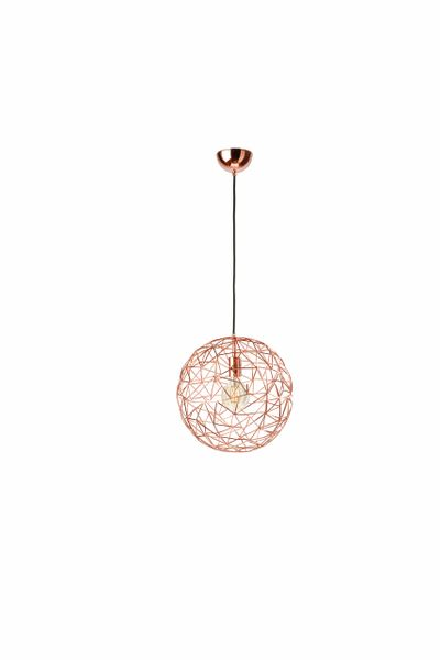 Mesh Small Copper Pendant Lamp