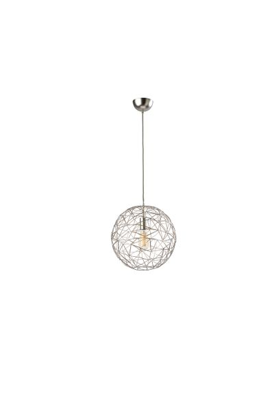 Mesh Small Satin Pendant Lamp