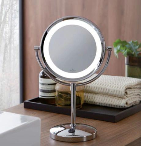 London Make-Up LED-Mirror