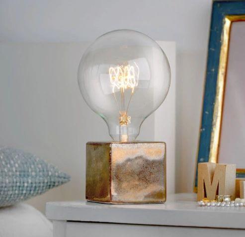 Helsinki Bronze Table Lamp