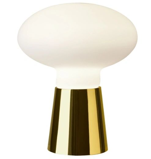 Bilbao Table Lamp Gold Large
