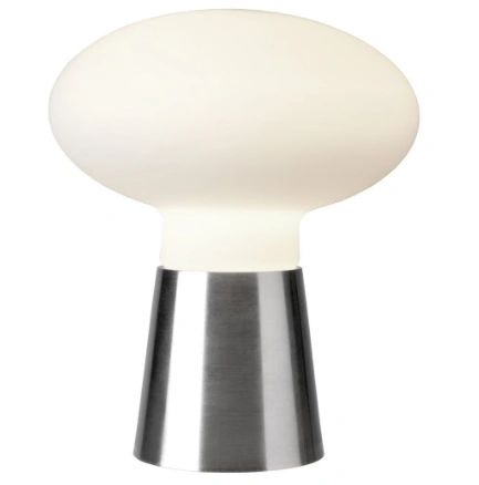 Bilbao Table Lamp Satin Small