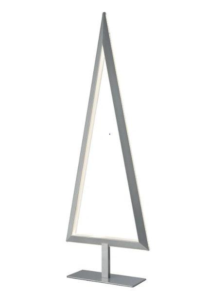 Wien Table/Floor lamp Silver