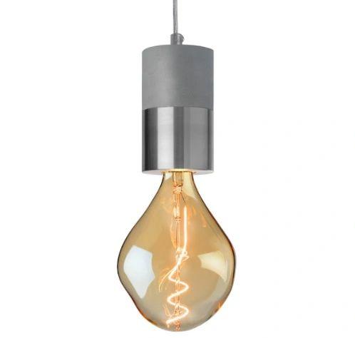 Athen Pendant Chrome (bulb available separately)