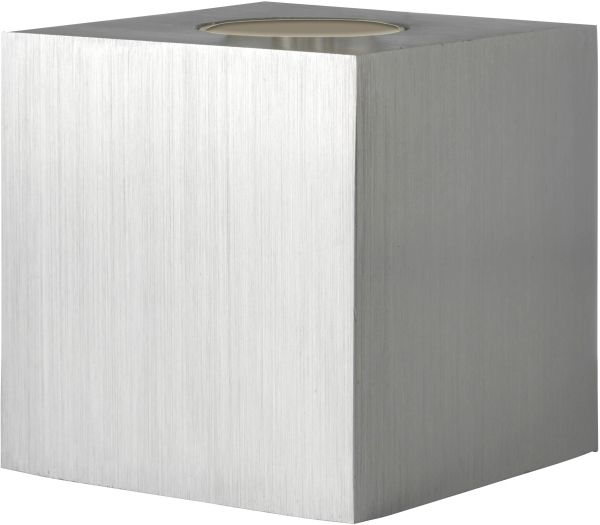 Cube Aluminium Table Lamp