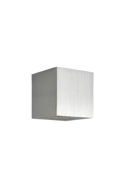 Cube Aluminium Wall/Ceiling Lamp