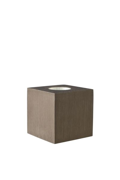 Cube Coffee Table Lamp