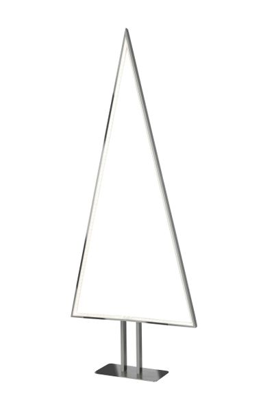 Fir Large Table/Floor Lamp Aluminium 100cm