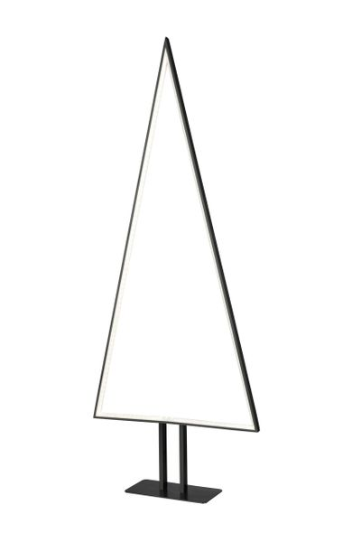 Fir Large Table/Floor Lamp Black 100cm