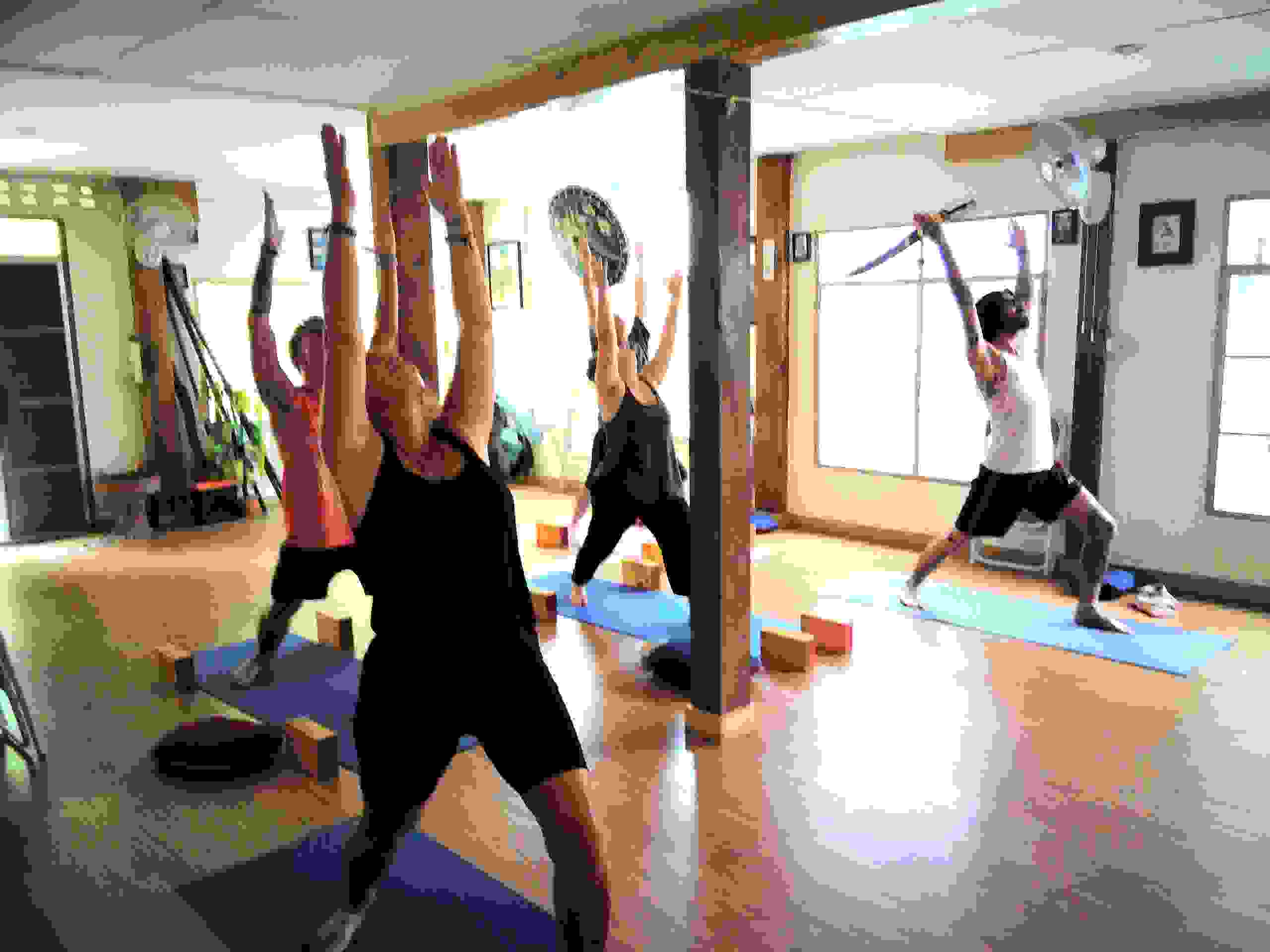 Yoga in Chiang Mai Thailand. Yoga at Body and Mind Healing. Learn yoga in Chiang Mai Thailand