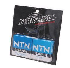 Naraku Kymco/SYM 2T Crank Bearing & Seal Kit