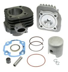 Hoca 70cc 2-stroke Big Bore Kit - 12mm Piston Pin