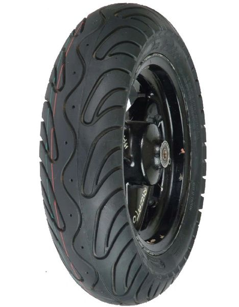 Vee Rubber 100/90-10 Tubeless Tire