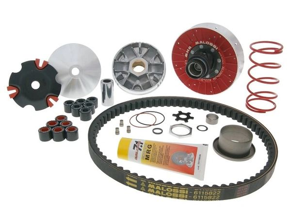 Malossi Overrange Transmission Kit for Minarelli