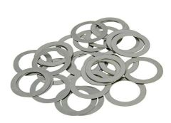Naraku Variator Control Shims for QMB139 50cc