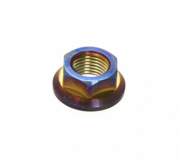 Ban Jing Titanium Coated GY6 Variator / clutch Nut