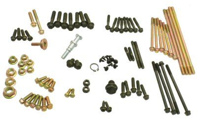 101 Octane Bolt Set for QMB139 50cc Engines