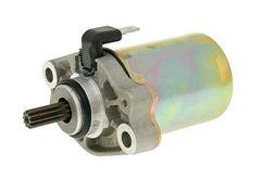 101 Octane Starter Motor for Morini 2-Stroke