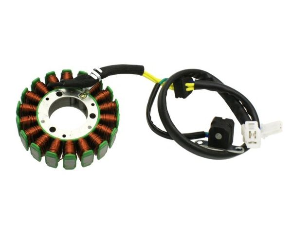 VOG 260 18 Coil DC Stator Assembly - 93mm Outer Diameter