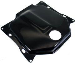 Honda Ruckus Fiberglass Gas Tank Cover painted gloss black