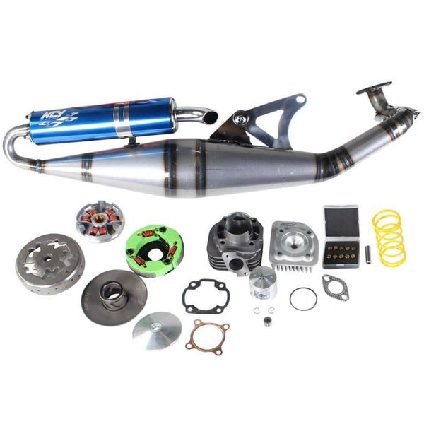 Yamaha Zuma 50 2t Stage 2 Performance Kit
