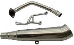 SSP-G Ruckus Stainless Steel Performance Exhaust - 25mm Header