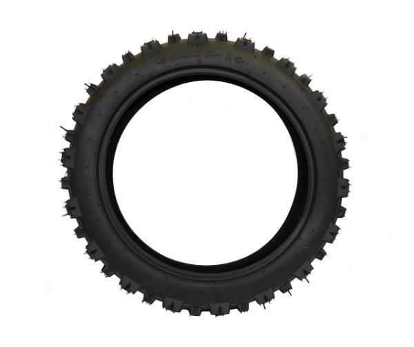 Universal Parts 90/100-14 Tube-Type Tire