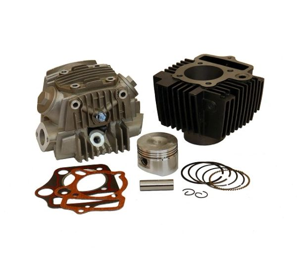 Universal Parts Horizontal Honda Style Cylinder & Head Kit