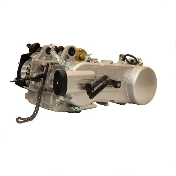 Universal Parts 150cc GY6 Long-Case Engine - Short Block