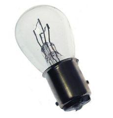 Universal Parts 12V 21/5W BAY15d Brake Light Bulb
