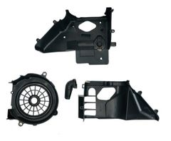 Universal Parts GY6 Cooling Shroud Set - Emissions