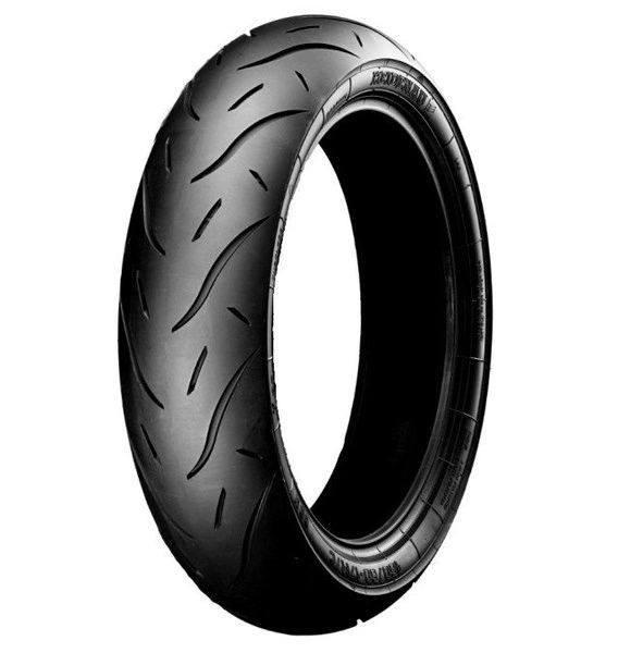 Heidenau 100/80-10 K80 Tubeless Sport Scooter Tire