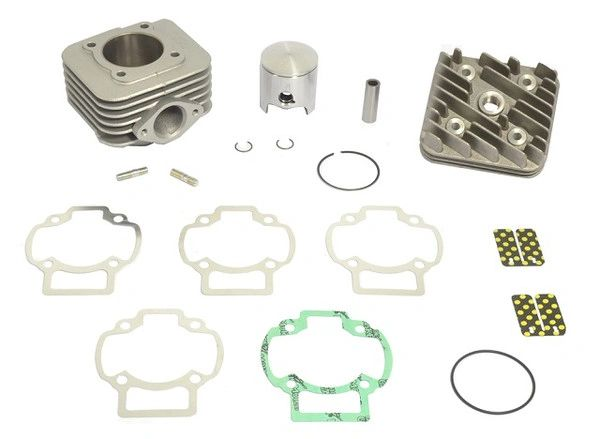 Athena 47.6mm A/C Cylinder Kit for Aprilia, Piaggio, Vespa