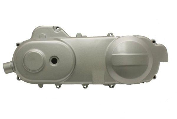 Left Crankcase CVT Cover QMB139 50cc Longcase