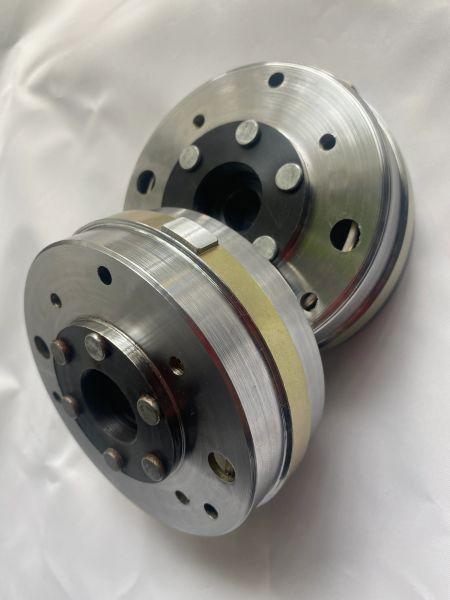 Lightened GY6 Flywheel 8 Magnet Rotor For 11 Pole Startor