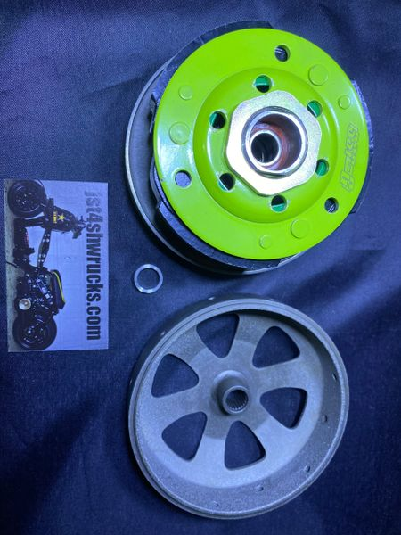 Honda ruckus SSP-G performance clutch set for 49cc NPS50 with magic spacer