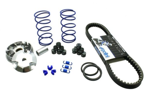Polini Hi-Speed Variator Kit for Yamaha Zuma 50cc