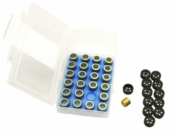 Polini 16x13 Roller Weight Tuning Kit - 4.5G to 6G
