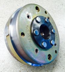Lightened GY6 8 Magnet Rotor For 11 Pole Startor