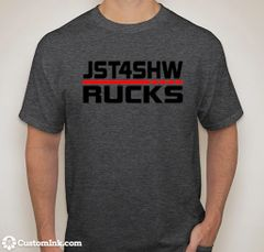 JST4SHW RUCKS T-SHIRT