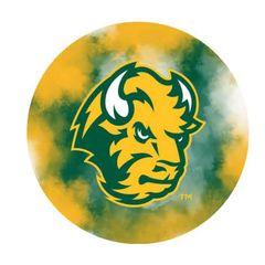 NDSU Head Clouds 2 Pewter Key Chain or Money Clip