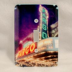 Fargo Theater 1 HDR Single Switch Light Cover