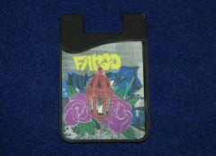 Fargo Lamp Graffiti Card Caddy