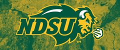 NDSU Primary Logo on Stones 1 Rectangle Ring Stand™ Phone Holder