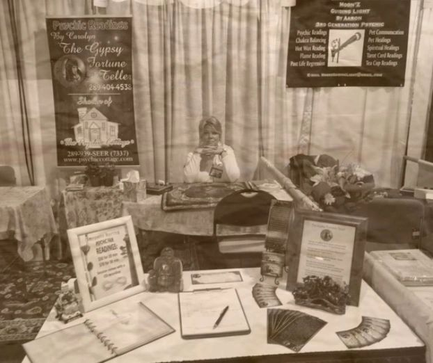 Carolyn Sweet - The Gypsy Fortune Teller, Bowmanville Psychic