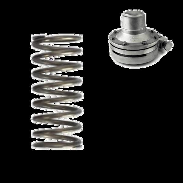 WATER TRUCK SPRAY HEAD - INLINE CONTROL VALVE - SPRING 69481931300213A DWP220