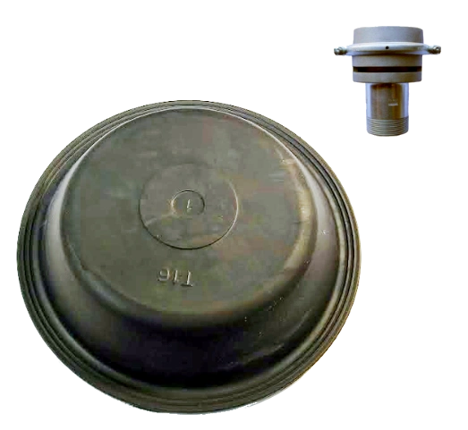 DIAPHRAGM FOR VALEW STYLE SPRAY HEAD DWP238