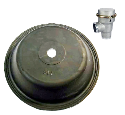 DIAPHRAGM FOR TEE SPRAY HEAD PUNCHED DWP241