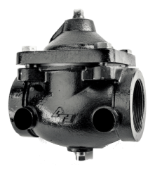 "2-1/2"" Air Operated In-Line Remote Controlled Valves For Water Trucks, Not Tapped"