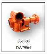 B59539 Style Water Truck Pump - FLAT $50.00 FREIGHT CHARGE